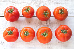 Tomatoes on Royalty Free Stock Photos