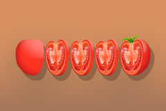 Tomatos 14 Royalty Free Stock Images