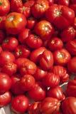 Tomatos ready for make the Sauce Stock Photo