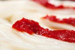 Tomatsås Royaltyfri Bild