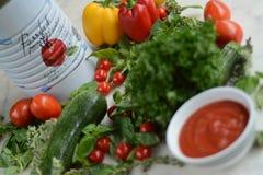 Tomats?s, Passata, Grecci Passata, PizzaExpress royaltyfri fotografi