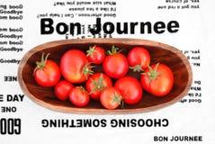 Tomatto Photo stock