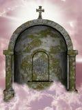 tomb stock illustrationer