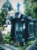 tomb Royaltyfri Bild
