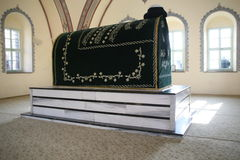 Tomb. A tomb in kayseri, turkey Stock Photography