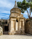 Tomb of Absalom, Jerusalem Royalty Free Stock Photo
