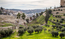 Tomb of Absalom, Jerusalem Royalty Free Stock Photos