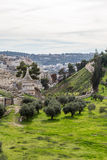 Tomb of Absalom, Jerusalem Royalty Free Stock Images
