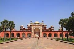 The Tomb of Akbar Royalty Free Stock Photos