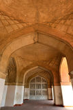 The Tomb of Akbar the Great, Agra Stock Photography