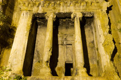 Tomb of Amyntas stock photo