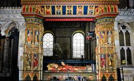 Tomb of Archbishop Henry Chichele Stock Photo