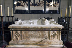 Tomb of assistant Bishop Henry Codman Potter Stock Photo