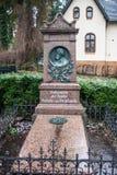 Tomb of August Kekule Stock Photography
