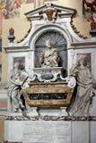 Tomb av Galileo royaltyfria foton