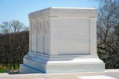 Tomb av okändorna Royaltyfri Bild