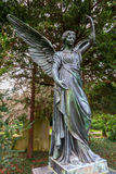 Tomb on the cemetery Engesohde in Hanover, Germany Stock Photos