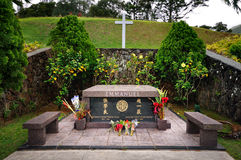 Tomb of chang hsueh-liang Stock Photography