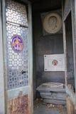 Tomb Cimetiere du Pere Lachaise Stock Image