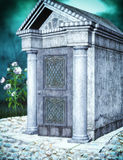 Tomb Stock Image