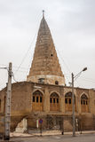Tomb of Daniel in Sush. (Susa), Iran stock image