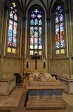 Tomb of Dom Pedro II Stock Photography