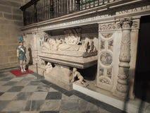 Tomb Of Don Baltasar Del Rio Royalty Free Stock Photo