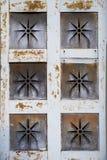 Tomb door texture Royalty Free Stock Images