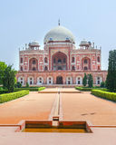 Tomb of Emperor  Humayun at New Delhi Royalty Free Stock Photo