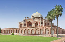 Tomb of Emperor Humayun Royalty Free Stock Photo