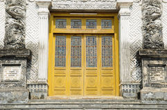 Tomb of Emperor Khai Dinh, Hue Royalty Free Stock Photography