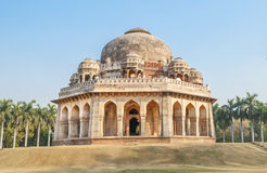 Tomb of emperor Muhamad Shah Royalty Free Stock Images