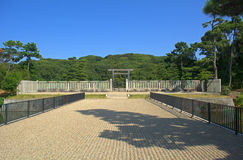 Tomb of Emperor Nintoku, Sakai, Japan Stock Image
