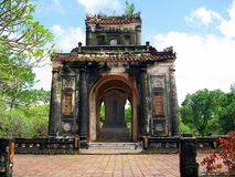 Tomb  of Emperor Tu Duc Royalty Free Stock Photography