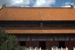 Tomb of Emperor Yongle of Ming dynasty, Changping, China Stock Photos