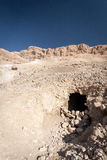 Tomb Entrance, Valley of the Kings, Egypt Stock Images
