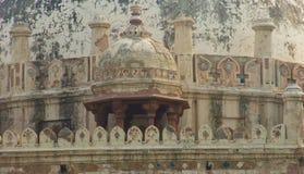 tomb för humayun s Royaltyfri Foto