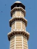 tomb för jehangir s royaltyfria bilder