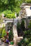 Tomb of Frederic Chopin Stock Photo