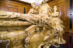 Tomb of Frederick I in Berlin cathedral, King of Prussia Stock Images