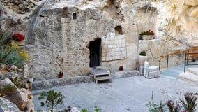 The tomb garden entrance Stock Photography