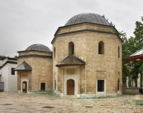 Tomb of Gazi Husrev-beg in Sarajevo. Bosnia and Herzegovina Stock Photography