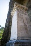 Tomb of Giacomo Leopardi Stock Image