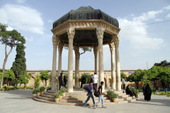 Tomb of Hafez Royalty Free Stock Photos