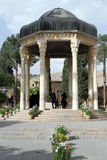 Tomb of Hafez Stock Images