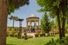 Tomb of Hafez Royalty Free Stock Image