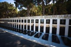 Tomb of Heros in Baku, Azerbaijan Royalty Free Stock Photos