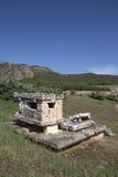 Tomb in Hierapolis, Denizli, Turkey Stock Images