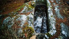 Tomb Royalty Free Stock Photo