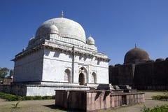Tomb of Hoshang Shah, Mandu Stock Photos
